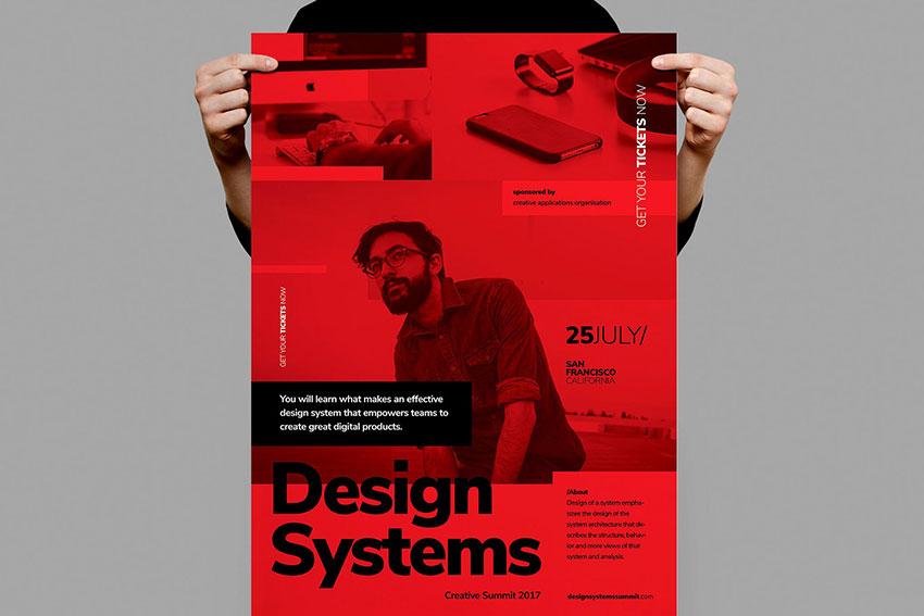 طراحی با استفاده از خطوط شبکه ای
