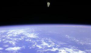پرواز آزادانه در فضا — تصویر نجومی روز
