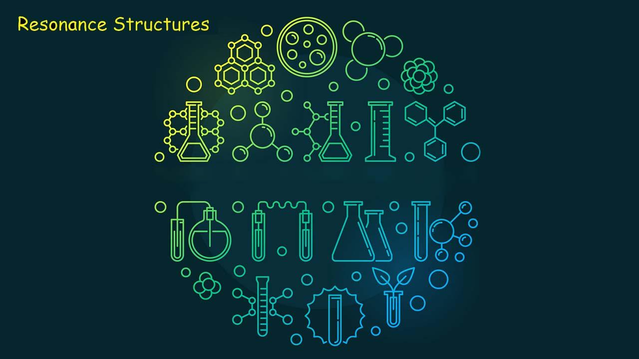 رزونانس در شیمی — به زبان ساده