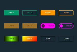 ساخت لینک های زیبا با CSS — از صفر تا صد