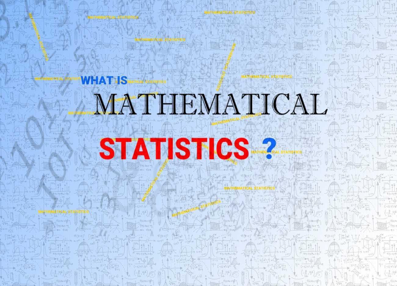آمار ریاضی چیست؟ — به زبان ساده