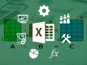 محاسبات ماتریسی در اکسل — از صفر تا صد