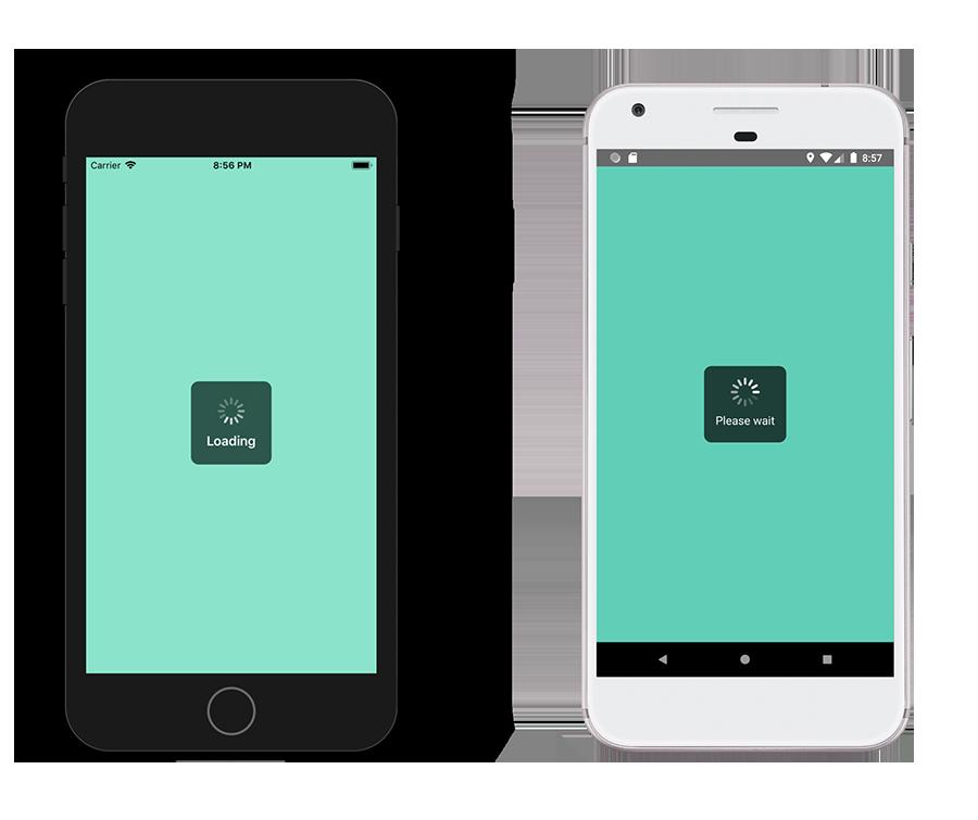 کتابخانه اندروید و iOS در ری اکت نیتیو