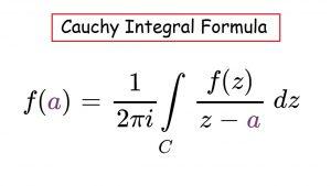 فرمول انتگرال کوشی — از صفر تا صد