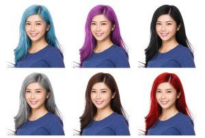 تغییر رنگ مو در فتوشاپ — راهنمای گام به گام