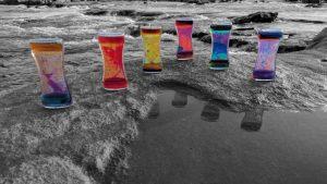 قطره چکان رنگی — زنگ تفریح [ویدیوی کوتاه علمی]