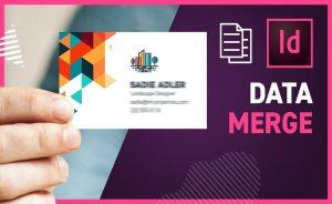 آشنایی با قابلیت Data Merge در InDesign — راهنمای کاربردی