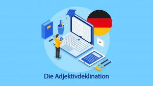 صرف صفت در زبان آلمانی — آموزک [ویدیوی آموزشی]