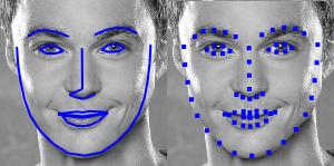 تشخیص چهره در مرورگر با API جاوا اسکریپت -- به زبان ساده