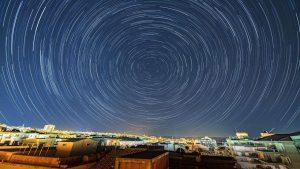 رد ستاره ها بر فراز راگوسا — تصویر نجومی روز
