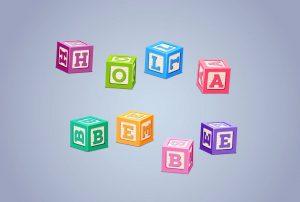 طراحی جلوه بلوک سه بعدی حروف در ایلاستریتور — راهنمای گام به گام