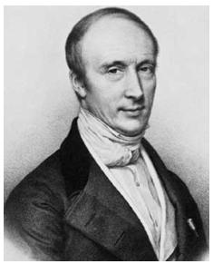 آگوستین لویی کوشی (۱۷۸۹-۱۸۵۷)