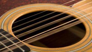 ارتعاش سیم گیتار — ویدیوی علمی