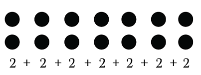 multiply 2 and seven