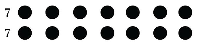 seven multiply 2