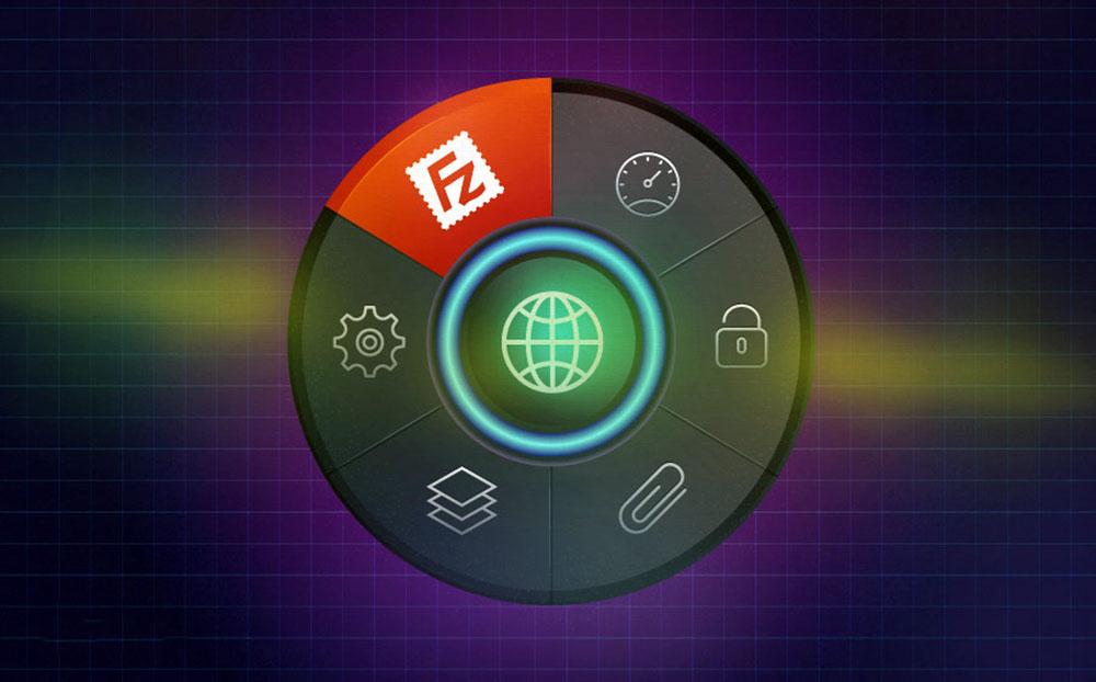 پیکربندی سرور FileZilla برای FTPS روی سرور ویندوز — راهنمای کاربردی