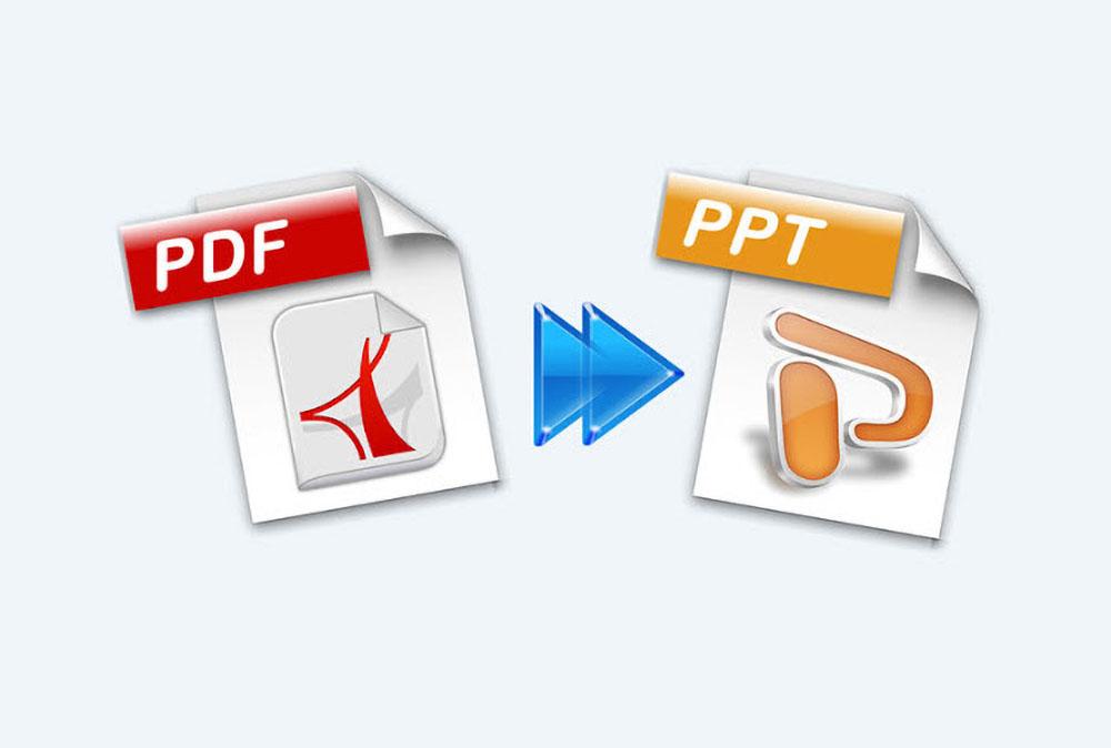 تبدیل فایل PDF به پاورپوینت — از صفر تا صد