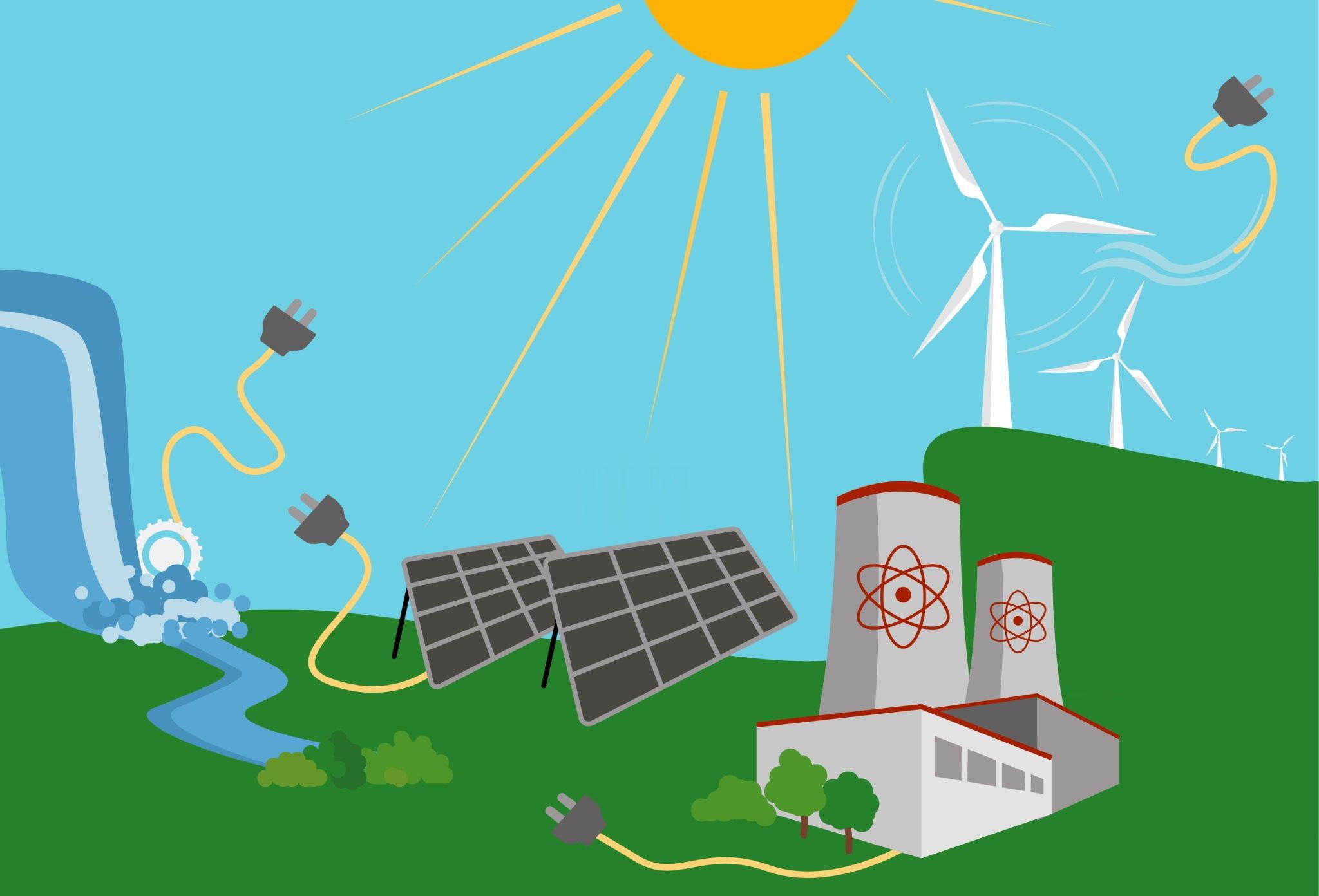 انرژی تجدید پذیر — از صفر تا صد