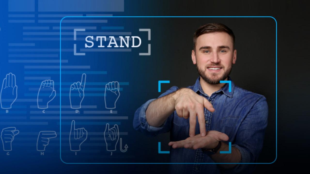 تشخیص زبان اشاره با پایتون — راهنمای کاربردی