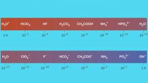عوامل موثر بر قدرت اسید و باز — به زبان ساده