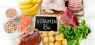 منابع غذایی ویتامین ب ۶
