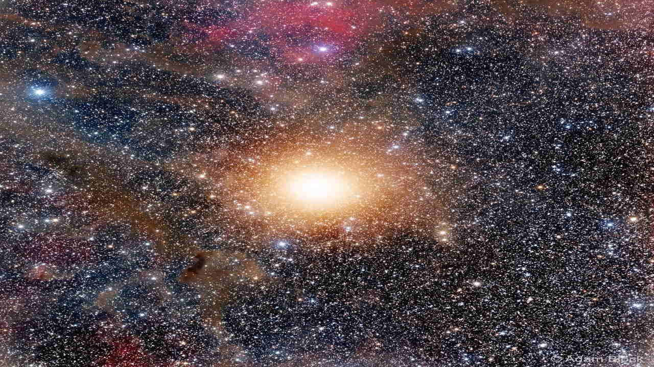 ستاره شبان شانه — تصویر نجومی روز