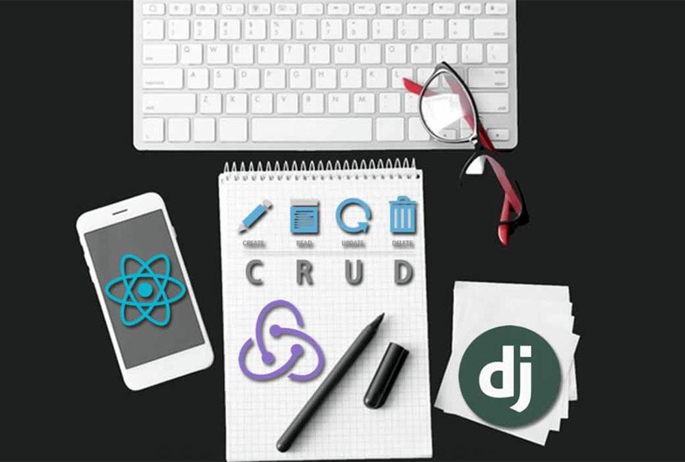 ساخت اپلیکیشن ToDo با Django و React — از صفر تا صد