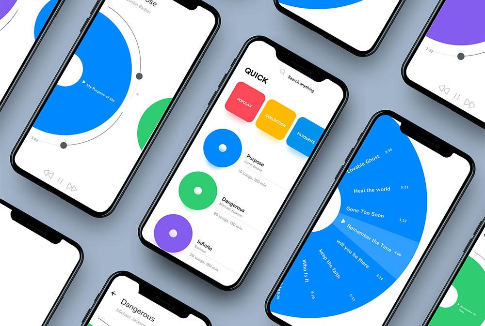 بهترین رویه های طراحی اپلیکیشن موبایل در سال ۲۰۲۰