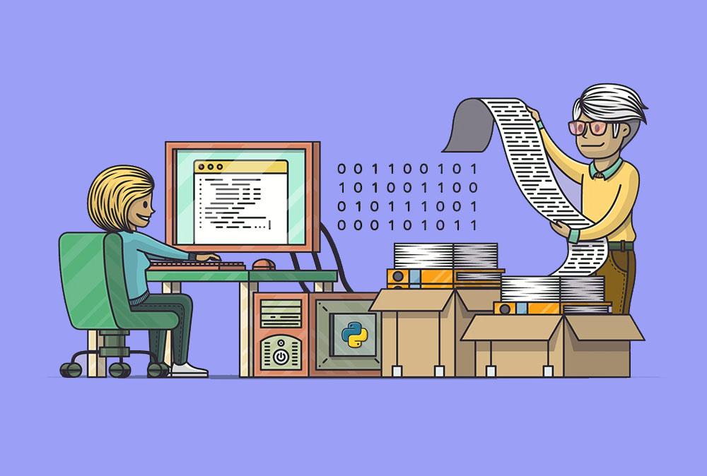 خواندن و نوشتن فایل در پایتون — از صفر تا صد