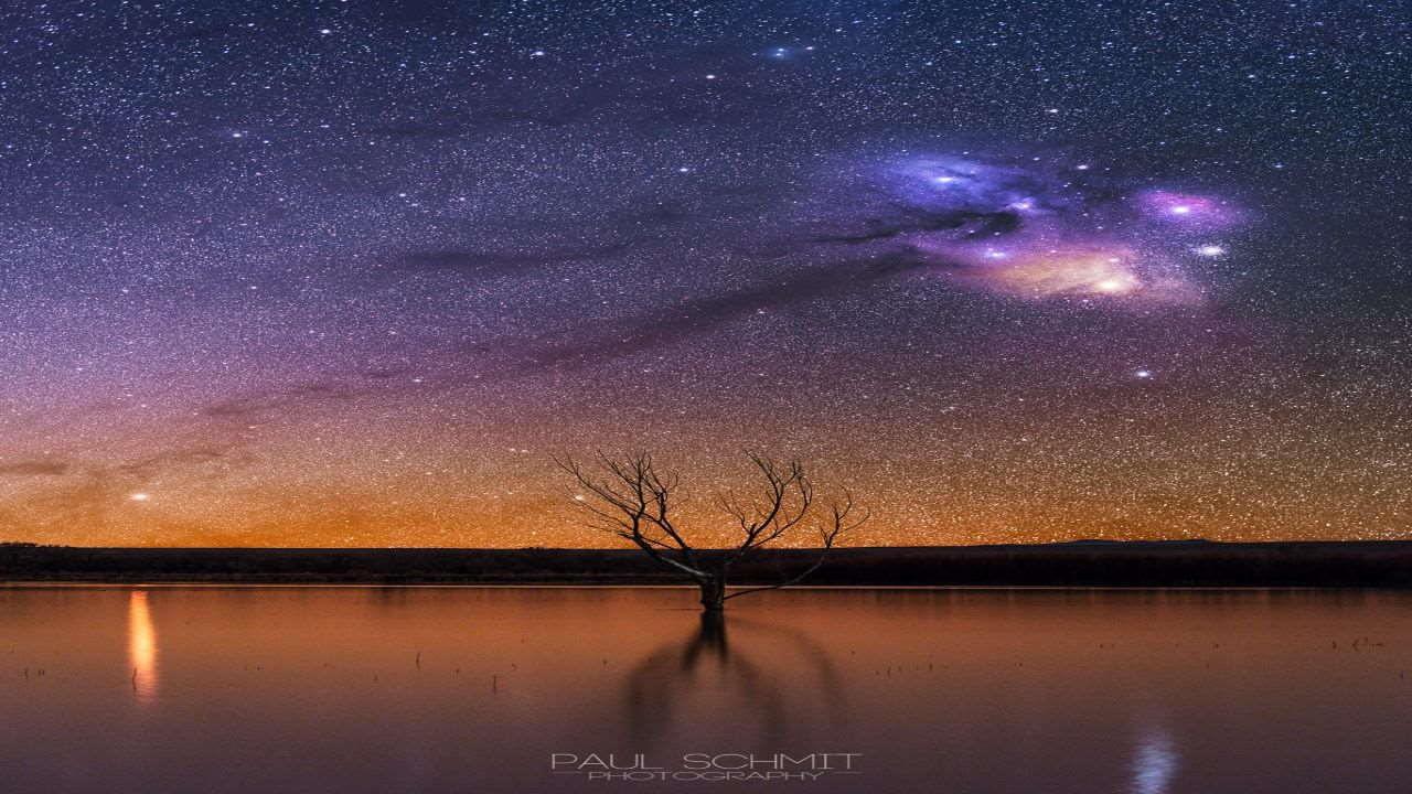 رودخانه ای تاریک به سمت ستاره قلب العقرب — تصویر نجومی روز
