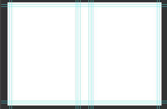 تمپلیت طراحی جلد کتاب در فتوشاپ