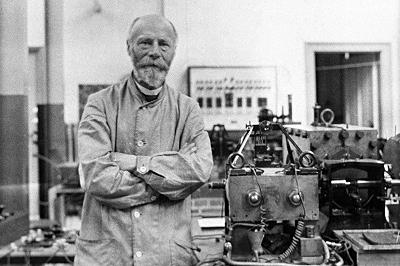 مخترع دستگاه نوار قلب