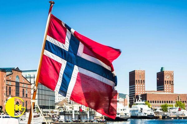 یادگیری زبان نروژی