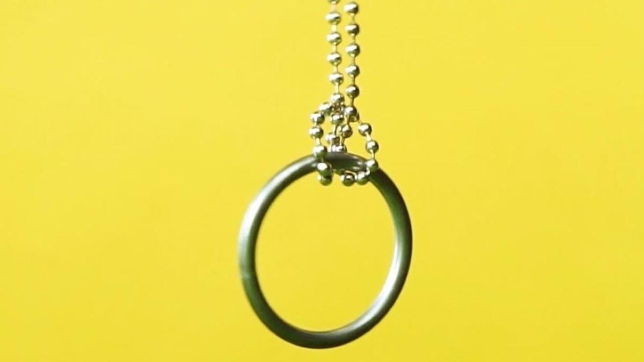 تردستی حلقه و زنجیر — ویدیوی علمی