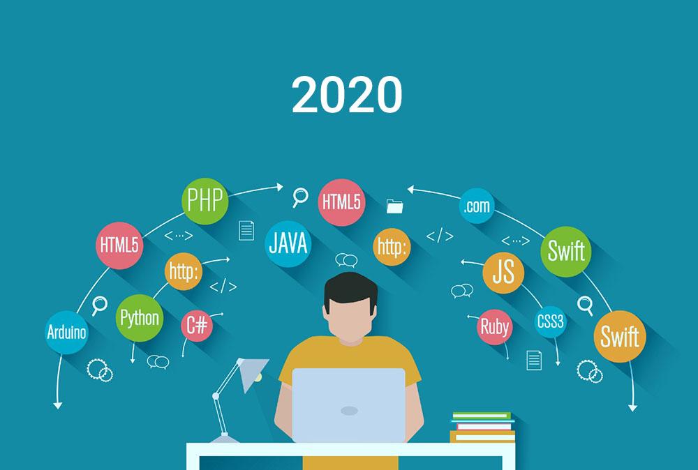 بهترین زبان های برنامه نویسی سال ۲۰۲۰ یا ۱۳۹۹ — راهنمای کاربردی