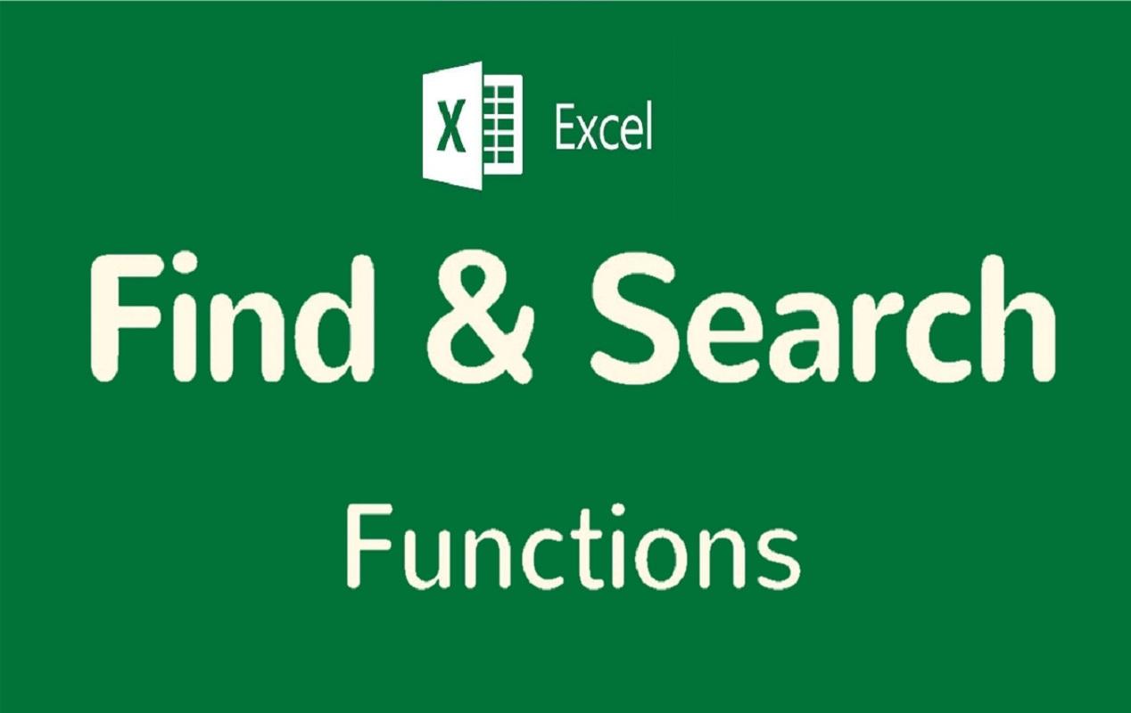 تابع FIND و SEARCH در اکسل — راهنمای کاربردی