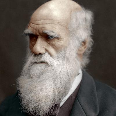 چارلز داروین