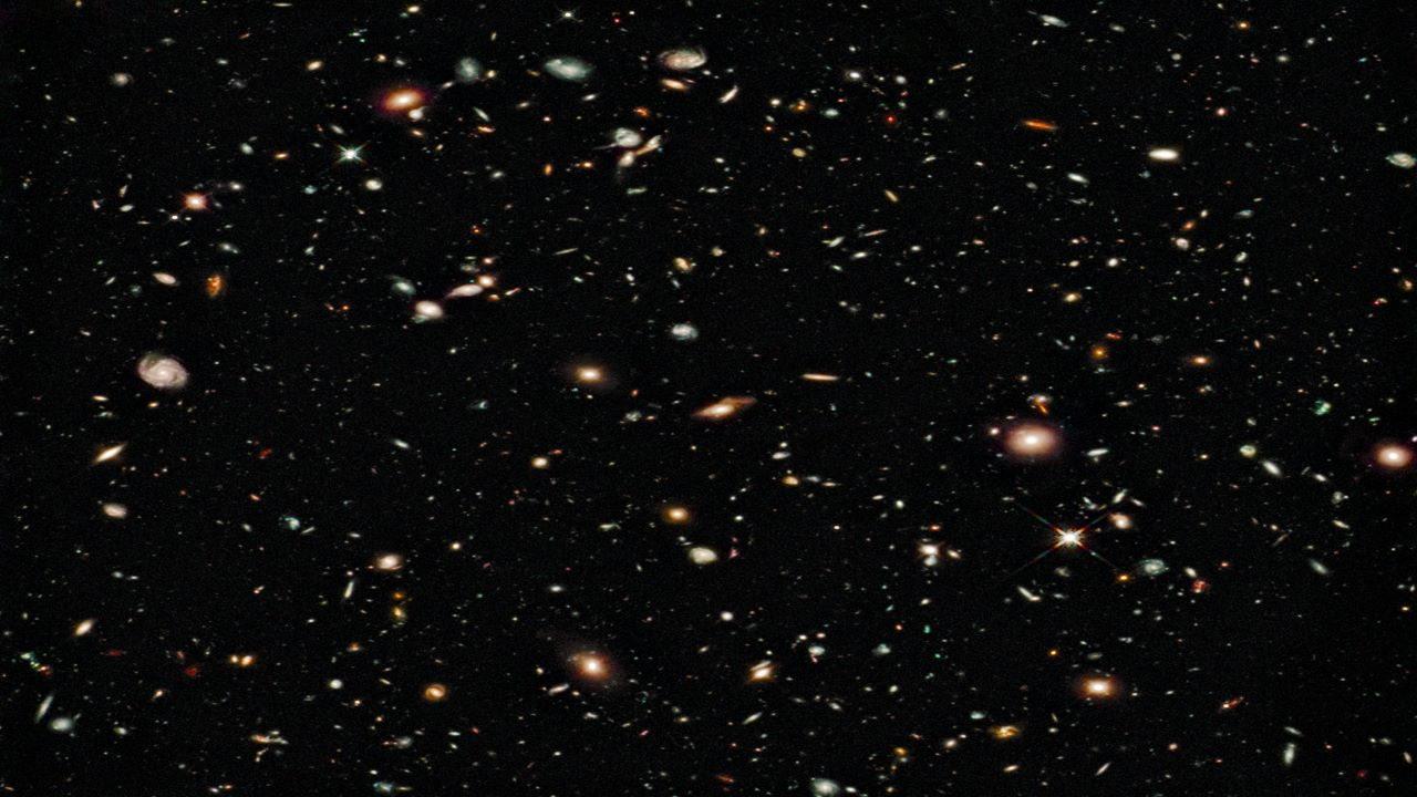 میدان دید فراژرف هابل — تصویر نجومی روز