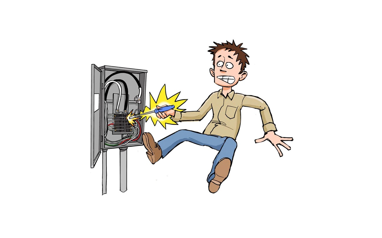 شوک الکتریکی — به زبان ساده