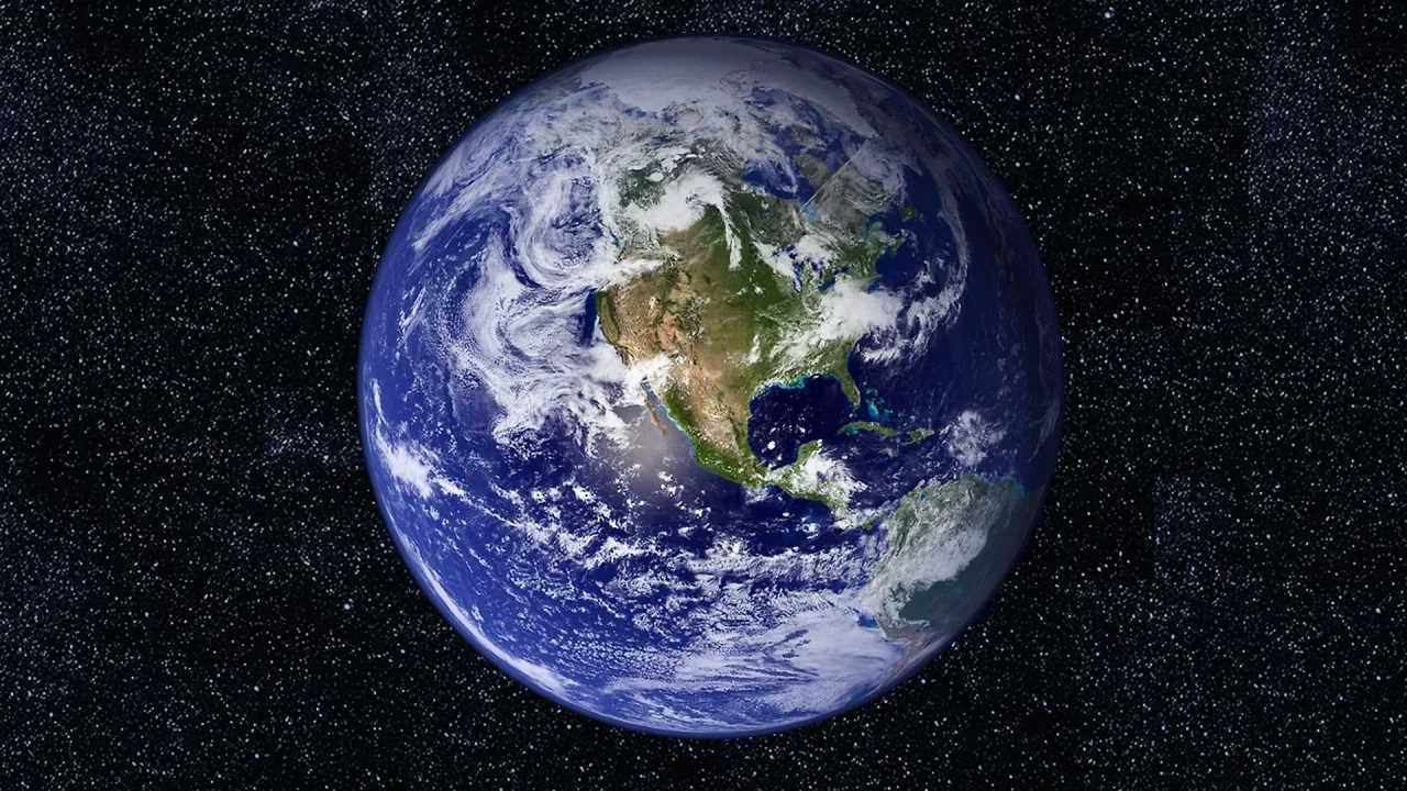 چرخش زمین — تصویر نجومی روز