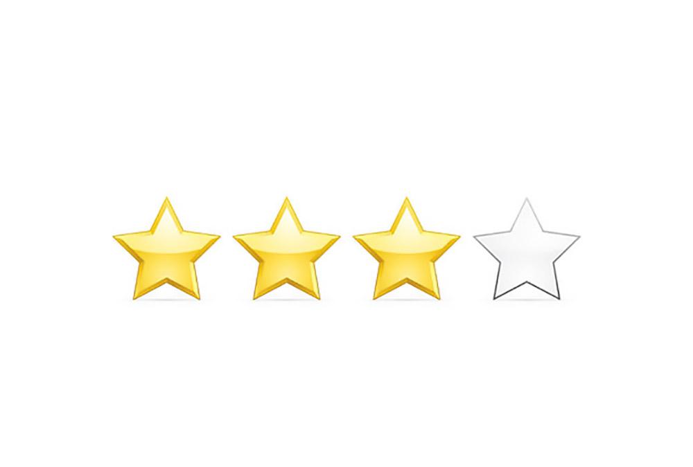 ساخت انیمیشن CSS برای تعیین رتبه با ستاره — از صفر تا صد