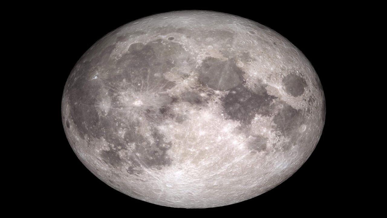چرخش ماه — تصویر نجومی روز