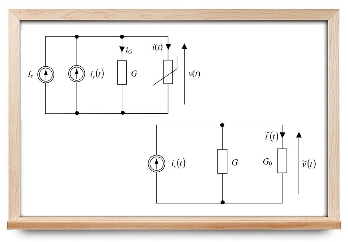 تحلیل سیگنال کوچک در الکترونیک | به زبان ساده