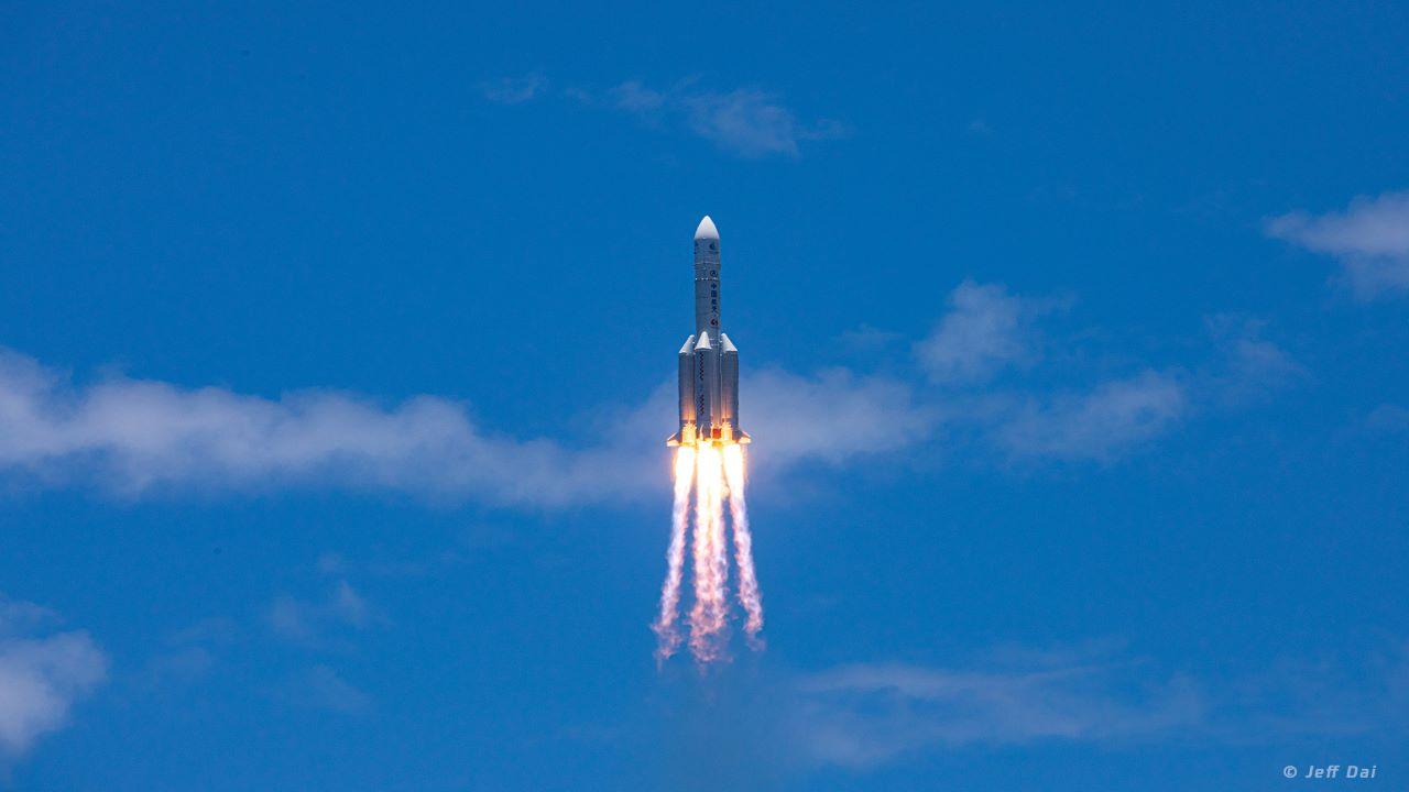 مأموریت تیان وِن ۱ — تصویر نجومی روز