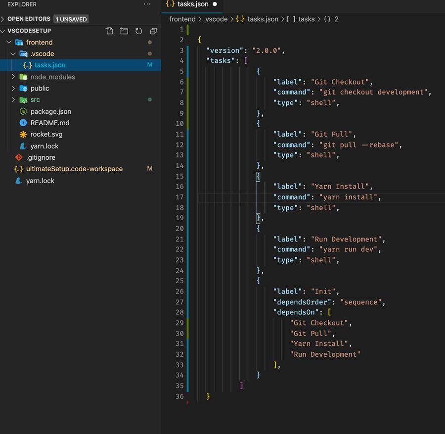 پیکربندی VS Code به روش کاربران پیشرفته