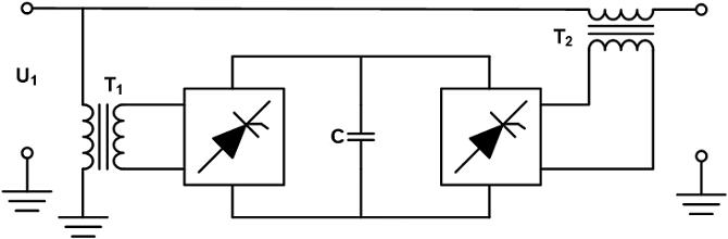 مدار پایه UPFC