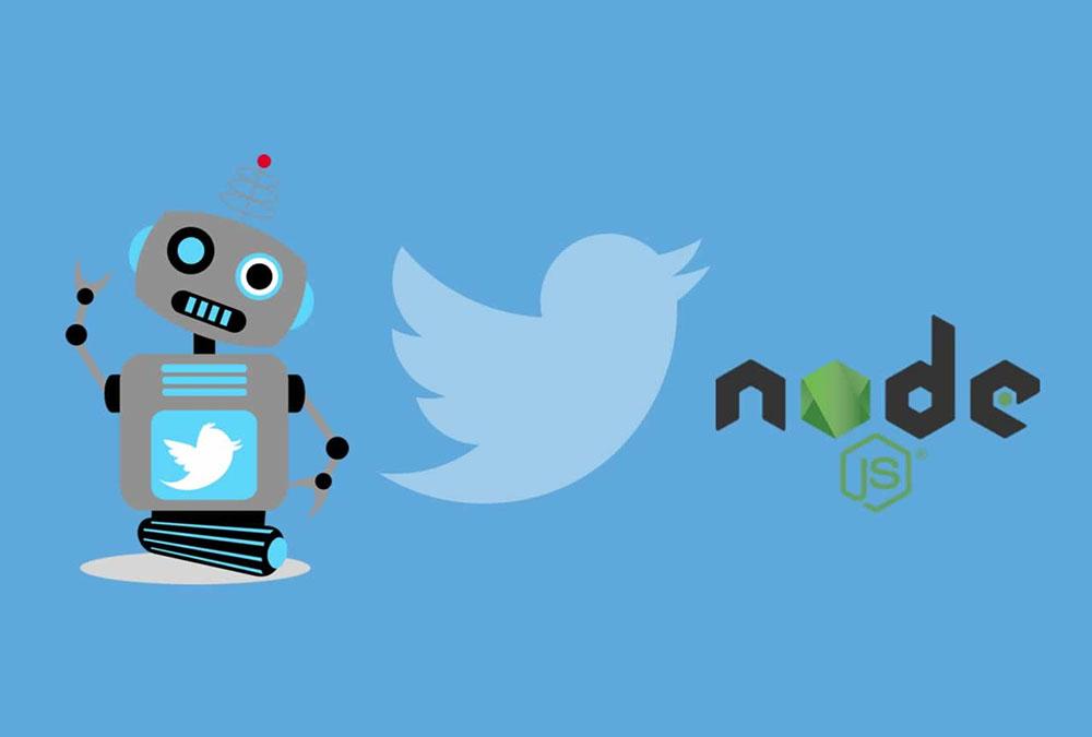 ساخت ربات توییتر با Node.JS  — از صفر تا صد