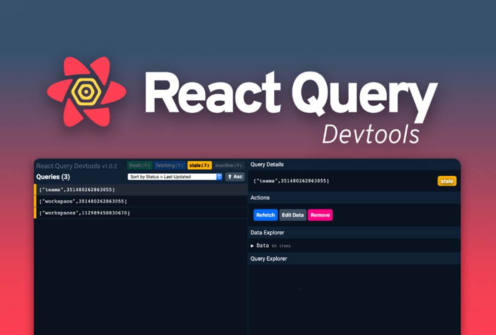 چه زمان و چگونه از React Query استفاده کنیم؟ — به زبان ساده