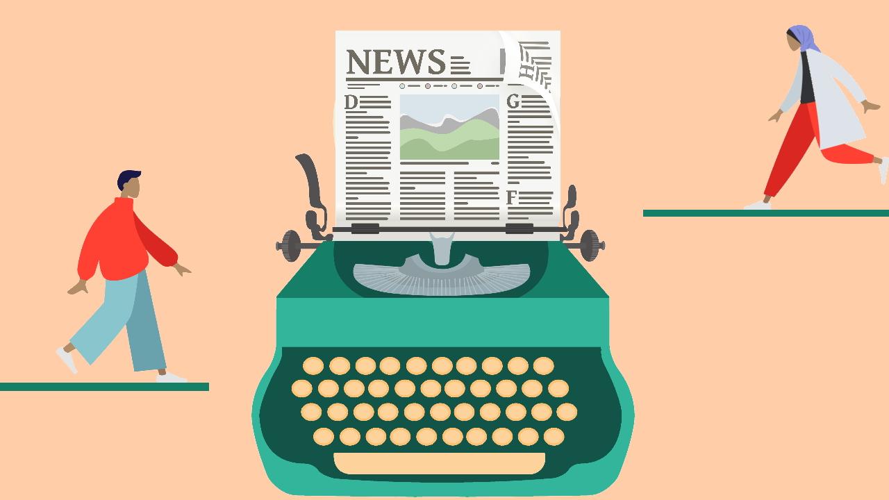 خبرنویسی و اصول نوشتن خبر | راهنمای کاربردی