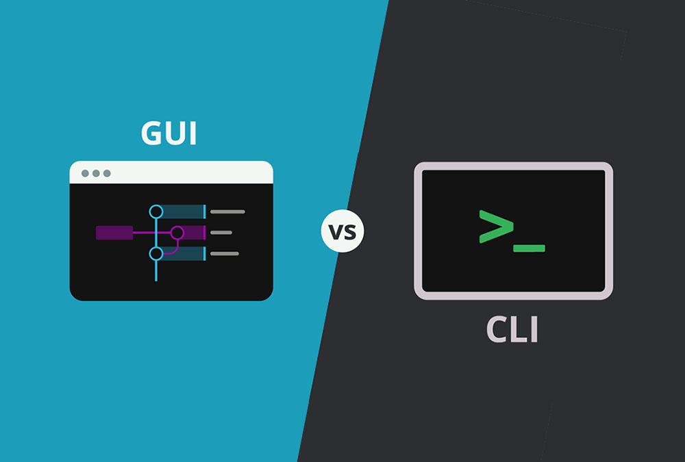 آیا استفاده از کلاینت گرافیکی برای Git ضروری است؟
